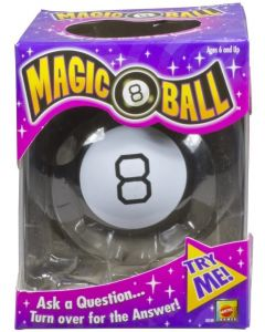Small Image for MAGIC 8 BALL GAME