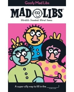 Small Image for GOOFY MAD LIBS BOOK
