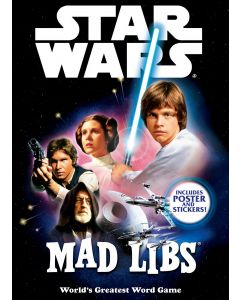 Small Image for STAR WAR MAD LIBS BOOK