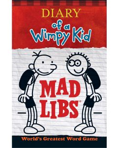 Small Image for DIARY OF A WIMPY KID~MAD LIBS