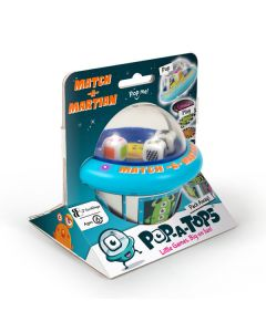 Pop A Tops MartianMatching Game