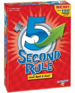 Small Image for 5 SECOND RULE GAME~2ND EDITION