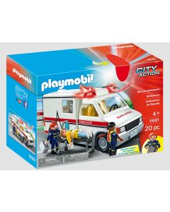 Small Image for RESCUE AMBULANCE