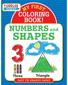 Small Image for NUMBERS COLORING BOOK