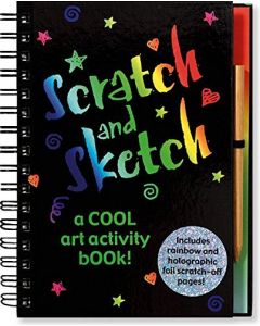 Small Image for Scratch 'N Sketch Activity Boo
