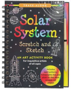 Small Image for SCRATCH & SKETCH~SOLAR SYSTEM