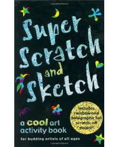 Small Image for SUPER SCRATCH & SKETCH BOOK