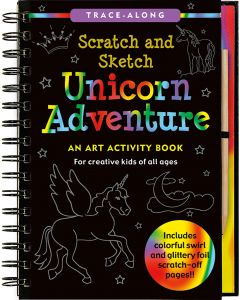 Base Image for SCRATCH & SKETCH~UNICORN ADVEN