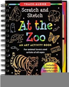Base Image for SCRATCH & SKETCH~AT THE ZOO BO