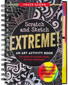 Base Image for SCRATCH & SKETCH~EXTREME! BOOK