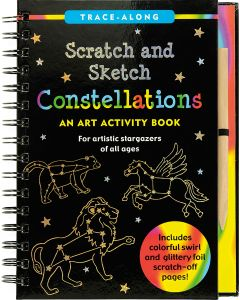 Small Image for SCRATCH & SKETCH~CONSTELLATION