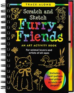 Base Image for SCRATCH & SKETCH~FURRY FRIENDS