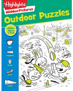 Small Image for HIGHLIGHTS OUTDOOR PUZZLE
