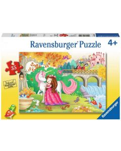 35 PC PUZZLE~AFTERNOON AWAY