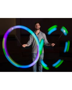 Small Image for SPIN-BALLS LED POI