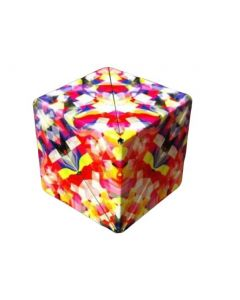 Shashibo Shape Shifting Box Puzzle - Confetti