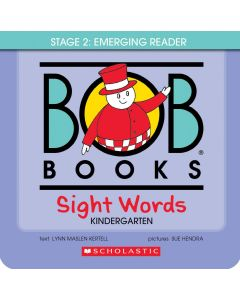 Small Image for BOB BOOKS SIGHT WORDS K