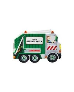 Base Image for I AM A GARBAGE TRUCK