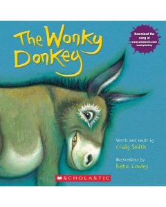 Small Image for THE WONKY DONKEY BOOK