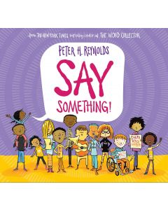 Small Image for SAY SOMETHING