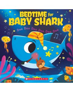 Small Image for BEDTIME FOR BABY SHARK BOOK
