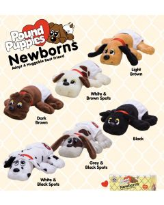 Small Image for POUND PUPPIES NEWBORN