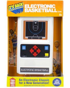 Small Image for Electronic Basketball by Schyl
