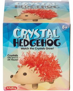 Small Image for The Crystal Hedgehog
