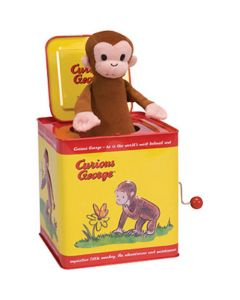 Base Image for CURIOUS GEORGE JACK BOX