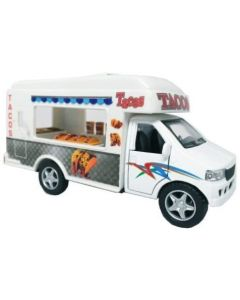 Small Image for DIE CAST FOOD TRUCK~ASSORTED S