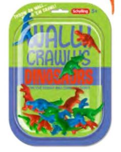 DINOSAUR WALLY CRAWLYS
