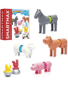 Small Image for SmartMax My First Farm Animals