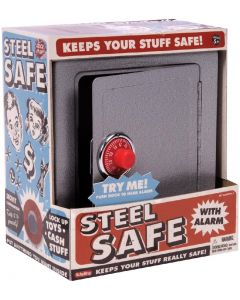 Small Image for Steel Safe with Alarm