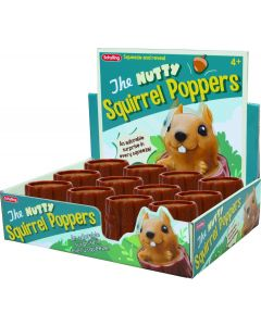 Small Image for NUTTY SQUIRREL POPPER