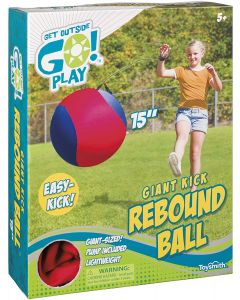 Small Image for GIANT KICK REBOUND BALL