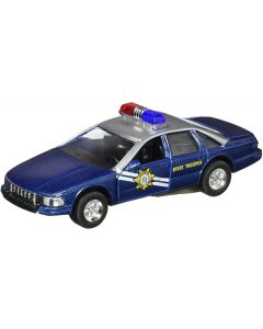 Small Image for PULL BACK POLICE CAR