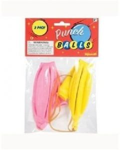 Small Image for INFLATABLE PUNCH~BALLONS- 2 PA