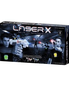Small Image for LASER X LASER TAG GAME