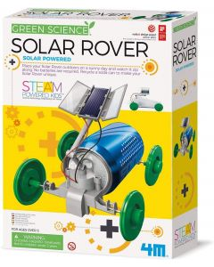Small Image for SOLAR ROVER KIT