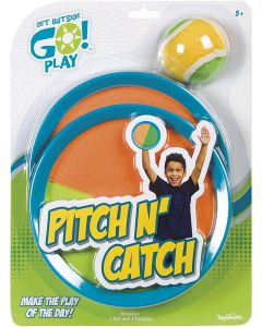 Small Image for PITCH N CATCH