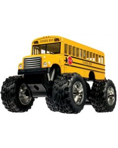 Small Image for PULL BACK OFF ROAD~SCHOOL BUS