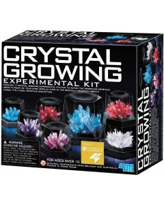 Small Image for CRYSTAL GROWING~EXPERIMENTAL K