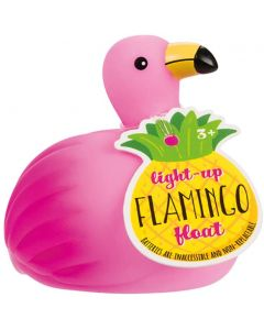 Small Image for LIGHT UP FLAMINGO FLOAT