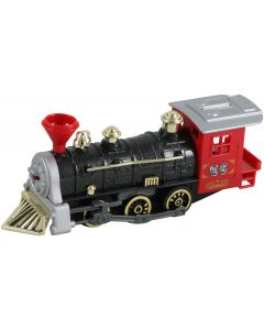 Small Image for PULL BACK DIECAST TRAIN