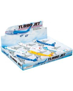 Small Image for PULL BACK DIECAST~TURBO JET PL