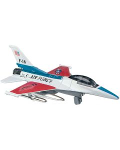 Small Image for PULL BACK DIECAST~MILITARY JET