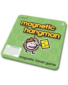 Small Image for MAGNETIC HANGMAN~TRAVEL GAME