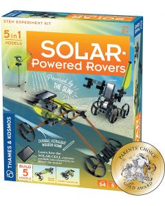 Small Image for SOLAR POWERED ROVERS~STEM EXPE