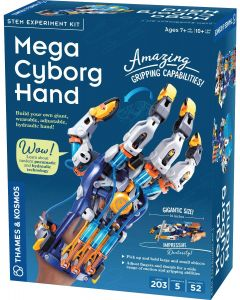 Base Image for MEGA CYBORG HAND~SCIENCE KIT