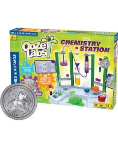 Small Image for OOZE LABS CHEMISTRY~STATION EX